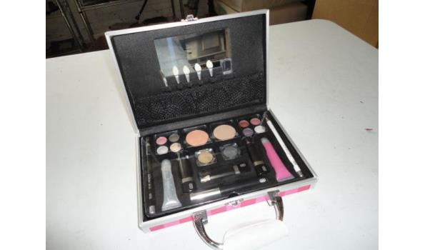 complete make up set in koffer